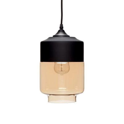 LAMPA WISZ¡CA GLASS 18 CM HUbsch