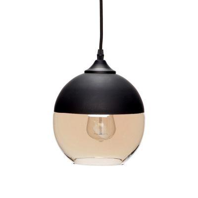 LAMPA WISZ¡CA GLASS 20 CM HUbsch