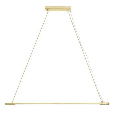 LAMPA WISZ¡CA GOLD 124X122 CM BLOOMINGVILLE
