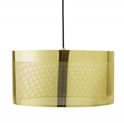 LAMPA WISZĄCA GOLD METAL 40X20 CM BLOOMINGVILLE