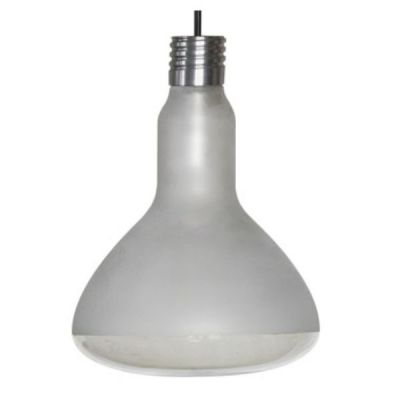 MAKEUP FROSTED-CLEAR 17.5X25 CM PENDANT LAMP KARMAN