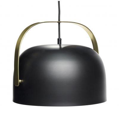 LAMPA WISZ¡CA METAL CZARNA HUbsch