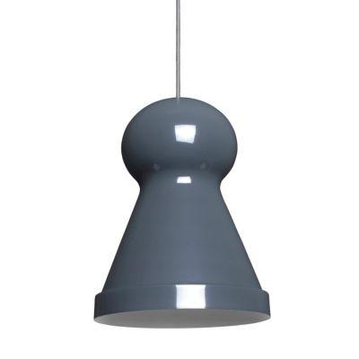 PLAY PENDANT LAMP LARGE DARK GREY WATT A LAMP