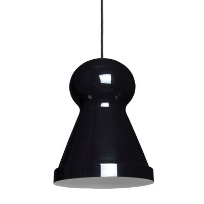 PLAY LARGE PENDANT LAMP BLACK WATT A LAMP