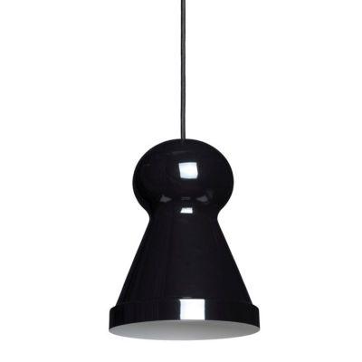 PLAY BLACK PENDANT LAMP WATT A LAMP