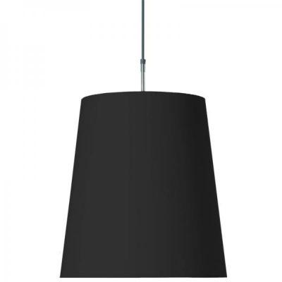 ROUND LIGHT BLACK PENDANT LAMP MOOOI