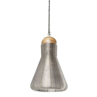 LAMPA WISZ¡CA WIRE PIN KARE DESIGN