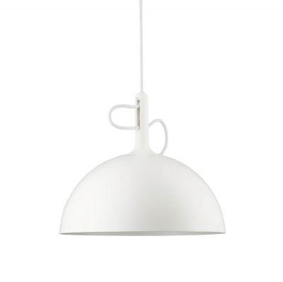 ADJUSTABLE WHITE SMALL PENDANT LAMP WATT A LAMP