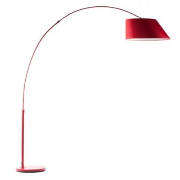 LAMPA POD�OGOWA CRONE RED