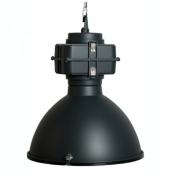 LAMPA WISZ¡CA FACTORY BLACK MATT