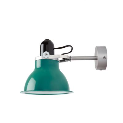 LAMPA ¦CIENNA TYPE 1228 MID GREEN ANGLEPOISE