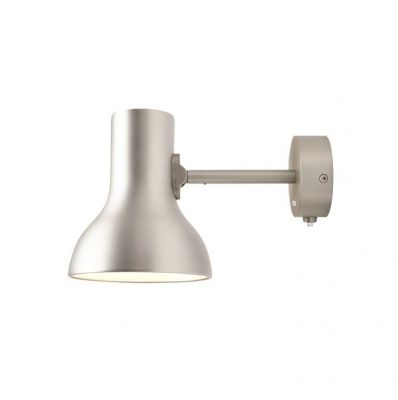 LAMPA ¦CIENNA TYPE 75 MINI METALLIC Silver Lustre ANGLEPOISE
