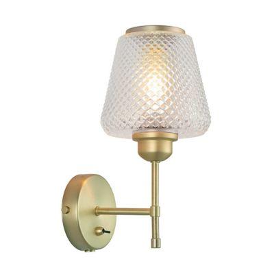 DAMN FASHIONISTA CLEAR WALL WATT A LAMP