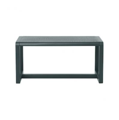 Little Architect Bench - Dark Green Ferm Living