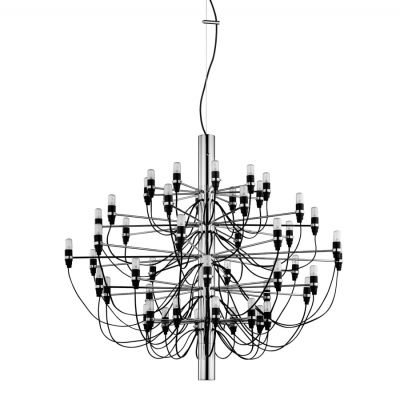 2097-50 chrome pendant lamp Flos