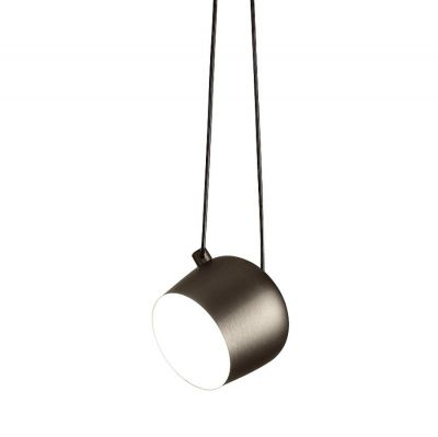 AIM BROWN PENDANT LAMP FLOS
