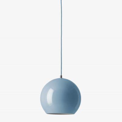 Lampa wisząca Topan VP6 jasnoniebieska Andtradition