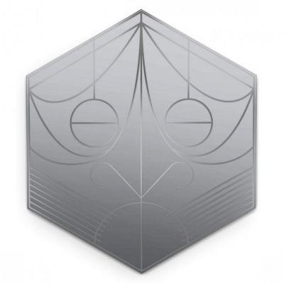 Lustro ścienne Mask Hexagon Petite Friture