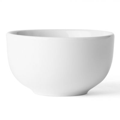 NEW NORM BOWL 7,5 CM WHITE MENU