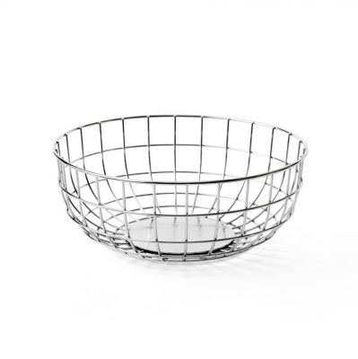 MISA NORM WIRE BOWL CHROM MENU