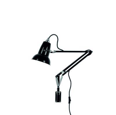 LAMPA ¦CIENNA ORIGINAL 1227 MINI MOUNTED CZARNA ANGLEPOISE
