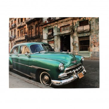 OBRAZ CUBA CAR 110X140 KARE DESIGN