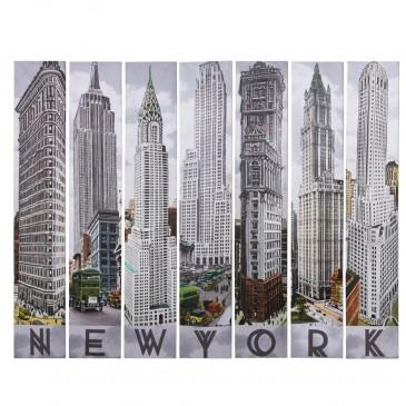 PICTURE ARCHITECTURE BIG CITY (7/SET)