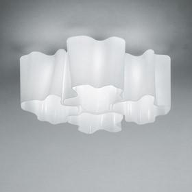 CEILING LAMP LOGIO COFFITO 4X90 MICRO ARTEMIDE