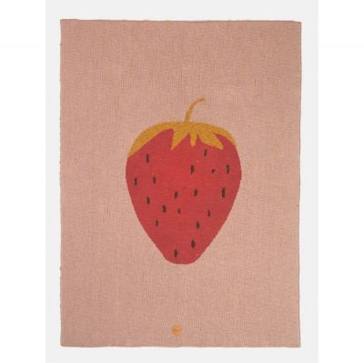 STRAWBERRY BLANKET FERM LIVING
