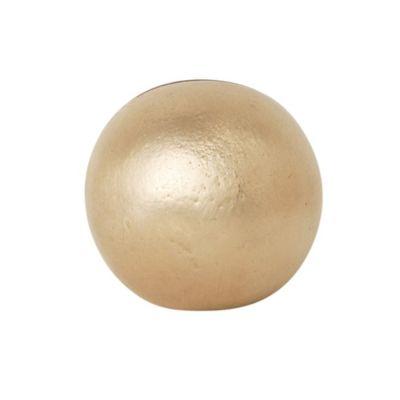 Card Stand Sphere Brass Ferm Living