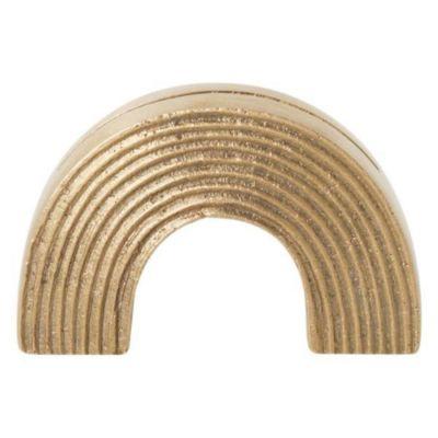 Card Stand Arch Brass Ferm Living