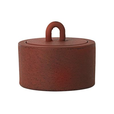 Buckle Jar Rust Ferm Living