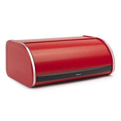 BAKERY COOKER ROLL TOP LARGE RED BRABANTIA