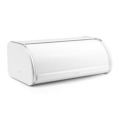 BAKERY COOKER ROLL TOP LARGE WHITE BRABANTIA