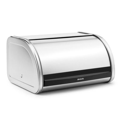 BAKERY COOKER ROLL TOP SMALL STAINLESS STEEL MATTE BRABANTIA