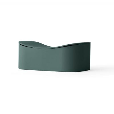 PHOLD L CONTAINER DARK GREEN MENU
