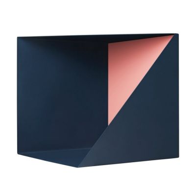 PÓ£KA WALL BOX GRANATOWO-RÓ¯OWA Please Wait to be Seated