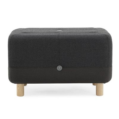 SUMO POUF DARK GREY NORMANN COPENHAGEN