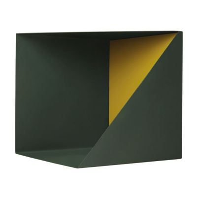 PÓ£KA WALL BOX CIEMNOZIELONO-¿ó³ta Please Wait to be Seated