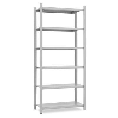 WORK BOOKCASE HIGH CLOSED MODULE GREY NORMANN COPENHAGEN