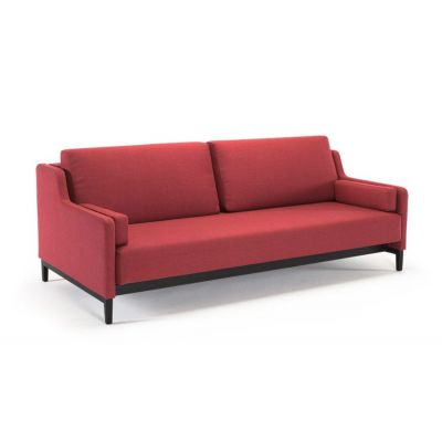 SOFA ROZK£ADANA HERMOD TWIST RUST RED INNOVATION