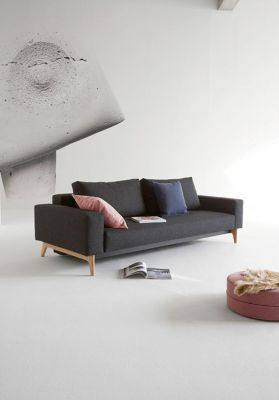 SOFA ROZK£ADANA IDUN TWIST BLACK INNOVATION