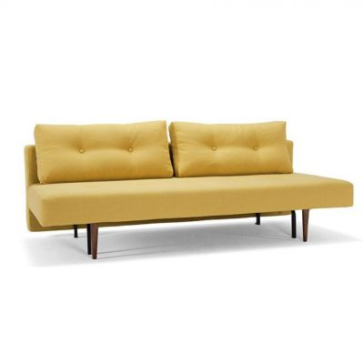 SOFA ROZK£ADANA RECAST MUSTARD INNOVATION
