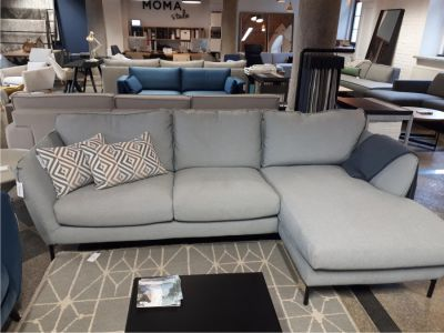 SOFA STELLA DOVER BLUE-GREY SITS