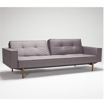 SOFA ROZK£ADANA SPLITBACK Z POD£OKIETNIKAMI MIXED INNOVATION