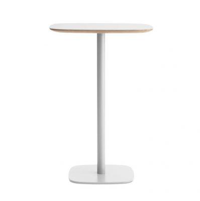 Form Table 70x70xH104,5 cm White normann copenhagen