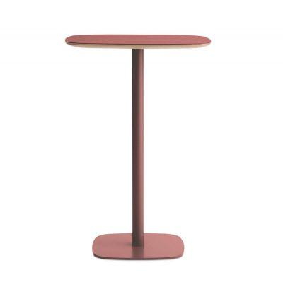 Form Table 70x70xH104,5 cm Red normann copenhagen