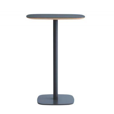 Form Table 70x70xH104,5 cm Blue NORMANN COPENHAGEN