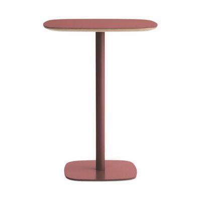 Form Table 70x70xH94,5 cm Red normann copenhagen
