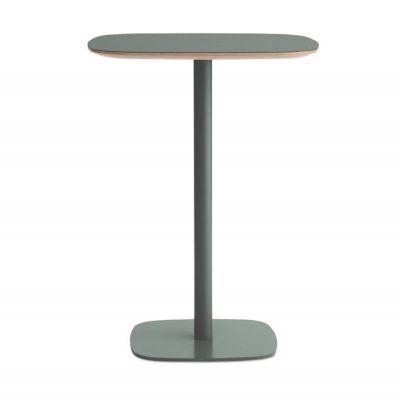 Form Table 70x70xH94,5 cm Green normann copenhagen